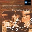 Shostakovich / Glazunov: Violin Concertos/Itzhak Perlman/Israel Philharmonic Orchestra/Zubin Mehta/Pinchas Zukerman