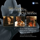 Beethoven: Triple Concerto & Schumann: Piano Concerto/Martha Argerich/Renaud Capuçon/Mischa Maisky