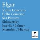 Elgar: Violin concerto Op. 61/Cello concerto Op. 85 etc./Yehudi Menuhin/Dmitry Sitkovetsky/Richard Hickox/Steven Isserlis