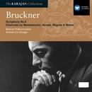 Bruckner: Symphony No.8 - Overtures by Mendelssohn, Nicolai, Wagner & Weber/Herbert von Karajan
