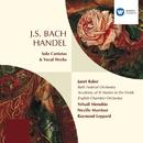 Bach & Handel: Solo Cantatas & Vocal Works/Dame Janet Baker/Sir Neville Marriner/Raymond Leppard/Yehudi Menuhin