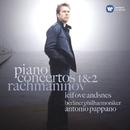 Rachmaninov: Piano Concertos 1 & 2/Leif Ove Andsnes/Berliner Philharmoniker/Antonio Pappano