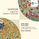 Mahler : Symphonies 1 & 2/Klaus Tennstedt