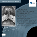Britten: A Ceremony of Carols, etc/Choir of King's College, Cambridge