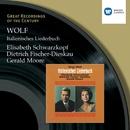 Wolf: Italienisches Liederbuch/Elisabeth Schwarzkopf/Dietrich Fischer-Dieskau/Gerald Moore