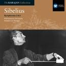 Sibelius: Symphonies 2 & 5/Herbert von Karajan/Philharmonia Orchestra