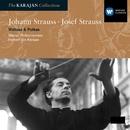 Johann & Josef Strauss: Waltzes & Polkas/Herbert von Karajan/Wiener Philharmoniker