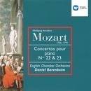 Mozart: Piano Concertos Nos. 22 & 23/Daniel Barenboim/English Chamber Orchestra