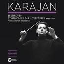 Beethoven: Symphonies Nos 1-9 & Overtures/Herbert von Karajan