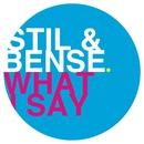 What I Say/Stil & Bense