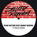 It Feels Good (feat. Kenny Bobien)/Team Factor