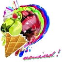 Cherry & Kiwi: Remixed/Mustard Pimp
