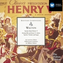 Walton: Henry V - Scenes from the film, and other film music/Sir William Walton