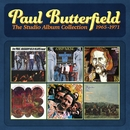 The Studio Album Collection - 1965-1971/The Paul Butterfield Blues Band