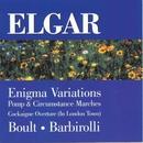 Enigma Variations, Marches, Cockagne/Sir Adrian Boult/Sir John Barbirolli