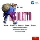 Verdi Rigoletto/Beverly Sills/Alfredo Kraus/Sherrill Milnes/Philharmonia Orchestra/Julius Rudel