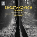 """Shostakovich: Cantatas """"Song of the Forests""""/Paavo Järvi"""