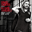 What I did for Love (feat. Namie Amuro)/David Guetta
