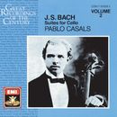 J. S. Bach: Suites for Cello, 4, 5 & 6/Pablo Casals