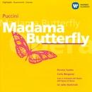 Puccini Madama Butterfly - Highlights/Sir John Barbirolli/Coro del Teatro dell'Opera, Roma/Orchestra del Teatro dell'Opera, Roma/Renata Scotto/Carlo Bergonzi