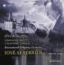 Dvorák: Symphony No. 2 & 3 Slavonic Dances/José Serebrier