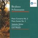 Brahms:Piano Concerto 2/Schumann:Sonata 2/Sviatoslav Richter/Lorin Maazel/Orchestre de Paris