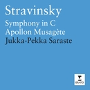 Stravinsky - Symphonies, Concertos/Scottish Chamber Orchestra/Finnish Radio Symphony Orchestra/Jukka-Pekka Saraste