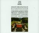 Bach : Easter Cantatas - plus Gustav Leonhardt/Nikolaus Harnoncourt