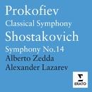 Debussy/Milhaud/Prokofiev/Shostakovich - Orchestral Works/Makvala Kasrashvili/Mikhail Krutikov/Alberto Zedda/Alexander Lazarev/Orchestre de Chambre de Lausanne