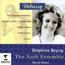 Debussy - Chamber & Vocal Music/Delphine Seyrig/Nash Ensemble/Lionel Friend