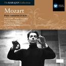 Mozart: Piano Concertos 21 & 24/Herbert von Karajan/Philharmonia Orchestra
