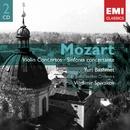 Mozart: Violin Concertos Nos 1-5 & Sinfonia concertante/Vladimir Spivakov