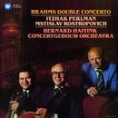 Brahms: Double Concerto/Itzhak Perlman