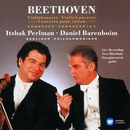 Beethoven: Violin Concerto & 2 Romances/Itzhak Perlman