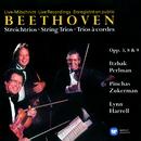 Beethoven: Complete String Trios/Itzhak Perlman