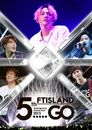 "Falling star(5th Anniversary Arena Tour 2015 ""5.....GO"")/FTISLAND"