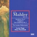 Mahler: Symphony No. 4 - 'Adagietto' from Symphony No. 5/Klaus Tennstedt/Lucia Popp