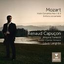Mozart: Violin Concertos Nos. 1 & 3, Sinfonia concertante/Renaud Capuçon