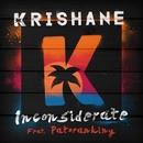Inconsiderate (feat. Patoranking)/Krishane