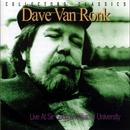 Live At Sir George William University/Dave Van Ronk