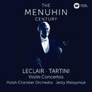Leclair & Tartini: Violin Concertos/Yehudi Menuhin