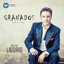 GRANADOS - Works for piano/Daniel Ligorio