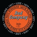 Live 1977 & 1979/Bad Company