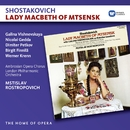 Shostakovich: Lady Macbeth of Mtsensk/Mstislav Rostropovich