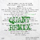 Din tid kommer (Quant Remix)/Håkan Hellström
