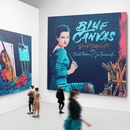 Blue Canvas/Brandi Disterheft