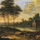 Bach: Sonatas for Solo Violin, Nos. 1 - 2; Partita No. 1/Jacqueline Ross