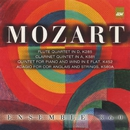 Mozart: Flute Quartet in D; Clarinet Quintet in a; Quintet for Piano and Wind in E Flat/Ensemble 360