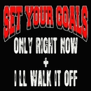 Only Right Now + I'll Walk It Off/Set Your Goals