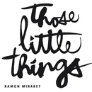 Those Little Things (BSO Estrella Damm 2016)/Ramon Mirabet